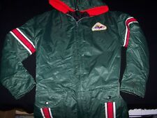 Snowmobile Snow Suit Vintage One-Piece Skidoo green winter Mens size Medium