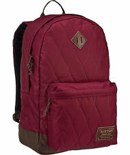 Burton Kettle Pack Quilted Zinfandel women's school bag backpack new $75