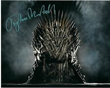 TOBY SEBASTIAN SIGNED GAME OF THRONES PHOTO UACC REG 242 CHARACTER NAME