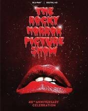 The Rocky Horror Picture Show (Blu-ray Disc, 2015, Canadian 40th Anniversary...