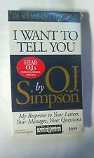 O. J. Simpsom Want to Tell You : My Response to Your Letters, Your Messages