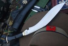 Gurkha Service No.1 Kukri, NHZ Khukuri, Hand Forged Knife,Nepal Kukris Supplier
