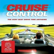 Cruise Control: the Very Best Drive Time Anthems, Various Artists, Good CD