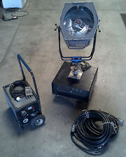 2000W Phoebus Silverbeam Promotional Rotating Xenon Searchlight