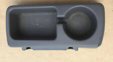 1992-1996 97 Ford F150 F350 F250 Bench Seat Cup Holder Light Gray