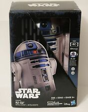 Star Wars Smart R2-D2 Intelligent Personal Robot Bluetooth App Controlled