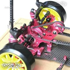 Aluminium & Carbon frame SAKURA D3 CS 1:10 4WD Front Motor RC Drift Car Kit