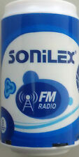 Can Speaker SONILEX - Mp3 Player Supports USB Pen Drive/Memory Card,FM Radio