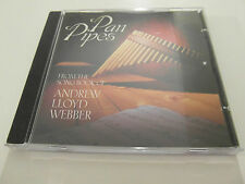 The Song Book Of Andrew Lloyd Webber / Pan Pipes [CD Album] Used very good
