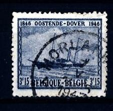BELGIUM - BELGIO - 1946 - Centenario del primo servizio postale Ostenda - Dover