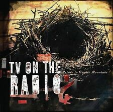 TV ON THE RADIO-RETURN TO COOKIE CD NEW