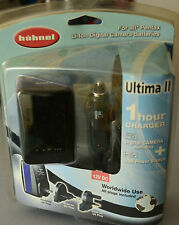(PRL) CARICABATTERIA CHARGER BATTERIA RICARICABILE RECHARGEABLE LI-ION PENTAX AC