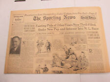 The Sporting News Newspaper  Cy Roberts  May 13, 1943    101014lm-eB2