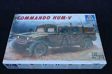 XZ100 ITALERI 1/35 maquette voiture 273 commando HUM- V hum Us