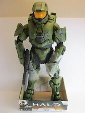 "large RARE new HALO 31"" ACTION FIGURE MASTER CHIEF xbox 79cm JAKKS G33"