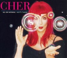 All Or Nothing, Cher CD Single