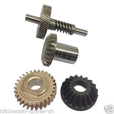 Kitchenaid Stand Mixer 5QT / 6QT Worm Gear, Follower, Bevelled & Hub Drive Gear.