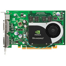 nVidia Quadro FX 1700 512MB PCIe x16 DVI-I Graphics Card HP GU096AA 454317-001