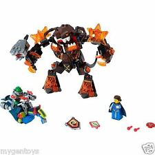 NEXO Knights Infernox Captures The Queen SY564 with LEGO Compatible