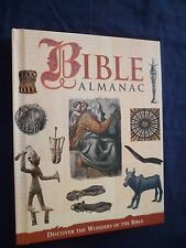 Bible Almanac (1997, Hardcover)By Anna Trimiew Discover the Wonders of the Bible