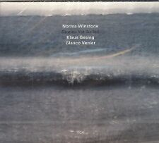 Norma Winstone Stoeis Yet To Tell CD NEW Klaus Gesing Glauco Venier