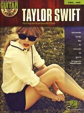 Guitar Play-Along Taylor Swift RED Sparks Fly Country POP TAB Music Book & CD