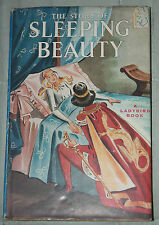 THE STORY OF SLEEPING BEAUTY Muriel Levy; Illust Evelyn Bowmar LADYBIRD  D/J