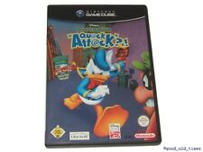 ## Donald Duck in: Quack Attack (Deutsch) Nintendo GameCube / GC Spiel - TOP ##