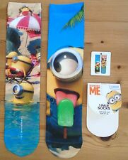 Primark Ladies Womens Girls DESPICABLE ME 2 MINIONS Socks UK 4-8 EU 37-42