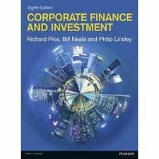 Corporate Finance and Investment with MyFinanceLab and Pearson etext, Richard Pi