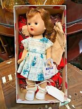 Beautiful MINT, Eight Inch MUFFIE Doll - All Original and in the Box! Nice!