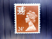 GB WALES Machin 24p Perf 14 SGW59b NEW SALE PRICE FP2386