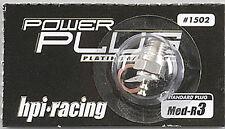 NEW HPI Savage Nitro Firestorm Trophy Truggy /Buggy R3 Medium Glow Plug 1502