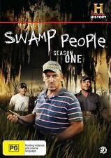 Swamp People : Season 1 (DVD, 2011, 3-Disc Set) Region 4