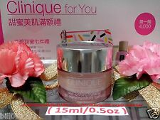 Clinique Moisture Surge Intense Skin Fortifying Hydrator Gel-Creme ◆15ml◆ NEW""