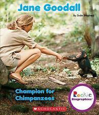 Jane Goodall (Rookie Biographies (Paperback)) by Shepherd, Jodie
