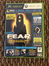 Official XBOX Magazine Demo Jewel Case Disc #62 October 2006