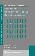 Wideband CDMA for Third Generation Mobile Communications (Artech House-ExLibrary