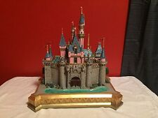 Disney Big Medium Fig Disneyland Sleeping Beauty Castle Figurine