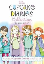 The Cupcake Diaries Collection: Katie and the Cupcake Cure; Mia in the Mix; Emm