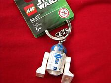 R2 - D2  lego mini figure keychain new  Star Wars Key Chain R2D2