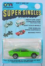 Vintage PLAYART~ ALFETTA GT~ In Package~ MOC~ Charmerz~ Super Singles~ b