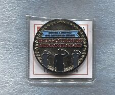 Wall of Honor - Support Our Returning Heroes Coin - Veterans Project