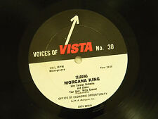 Critters-Shadows of Knight-Morgana K.Lp~Voices of Vista #30 VG+ interview+music