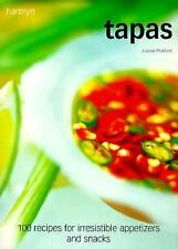 Tapas: 100 Recipes for Irresistible Appetizers and Snacks-ExLibrary