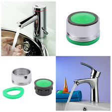 Faucet Tap Nozzle Thread Swivel Aerator Filter Sprayer Kitchen Chrome plated GA