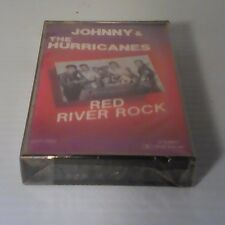 Johnny & The Hurricanes Red River Rock Cassette - SEALED