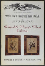 Catalog: Antique American Folk Art & Americana: The Richard Wood Collection 1976