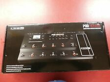 NEW Open Box Line 6 POD HD500X Multi-Effects Guitar Effect Pedal