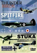 THUNDER BIRDS OF WORLD WAR 11-SPITFIRE-STUKA BRAND NEW SEALED